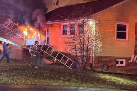 Victim identified in fatal Prince George's County house fire