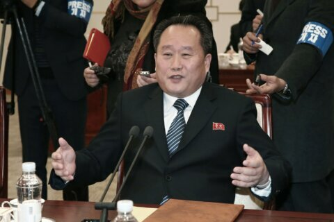 N Korea names sharp-tongued army figure as foreign minister