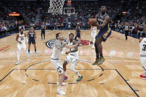As Zion Williamson progresses, Pelicans see major upside