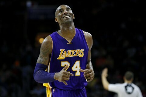 Column: Away from basketball, Kobe Bryant's future seemed limitless