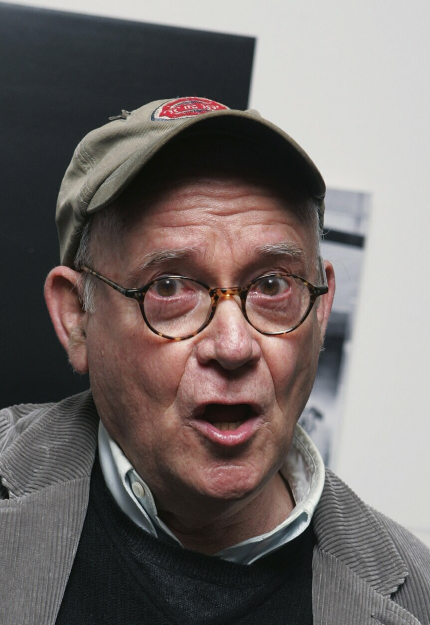 <p>Buck Henry, the versatile writer, director and character actor who co-wrote and appeared in &#8220;The Graduate,&#8221; has died in Los Angeles. He was 89. Henry&#8217;s wife, Irene Ramp, told The Washington Post that his death was due to a heart attack. (AP Photo/Dima Gavrysh, File)</p>