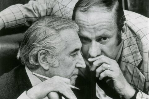 GOP congressman who backed Nixon impeachment dead at 87