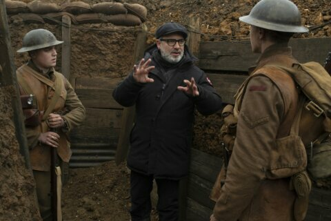 '1917' takes top honor at the Producers Guild Awards
