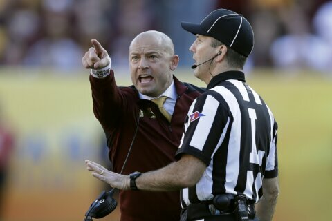 Minnesota sets nonconference football schedule for 6 seasons