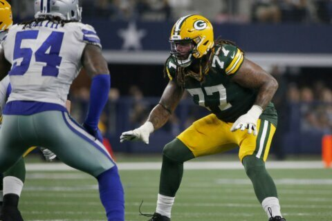 Billy Turner's positivity has been contagious for Packers