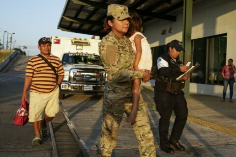 Panama man pulled 2 children from clutches of killer cult