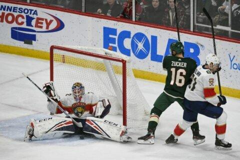 NHL teams realize backup goaltender is important position