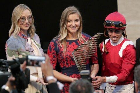 Belinda Stronach tells AP: Horse racing got 'a wake-up call'