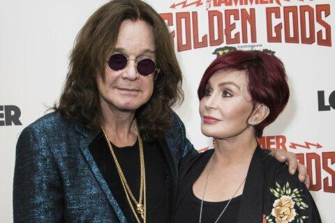 Rocker Ozzy Osbourne announces Parkinson's diagnosis