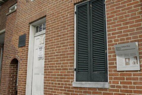 Edgar Allan Poe house in Baltimore named literary landmark