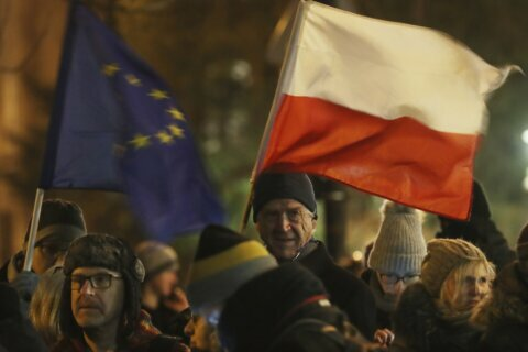 Legal confusion deepens in Poland in new challenge for EU