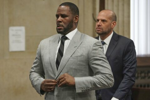 R. Kelly girlfriend pleads not guilty to battery charge
