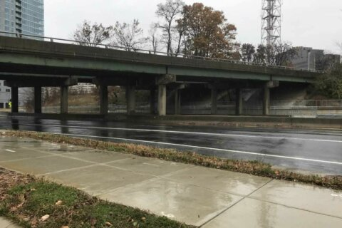 2 separate projects bring daily lane closures to Route 123 in Tysons