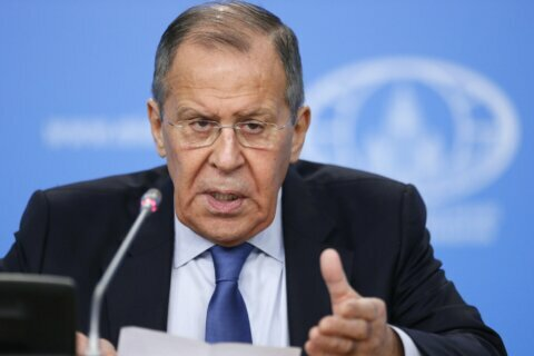 Russia's foreign minister slams 'aggressive' US policies