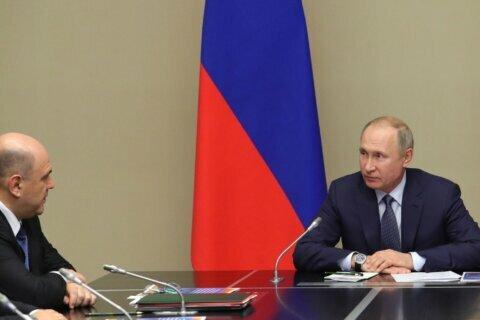 Putin sends his constitutional proposals to Parliament