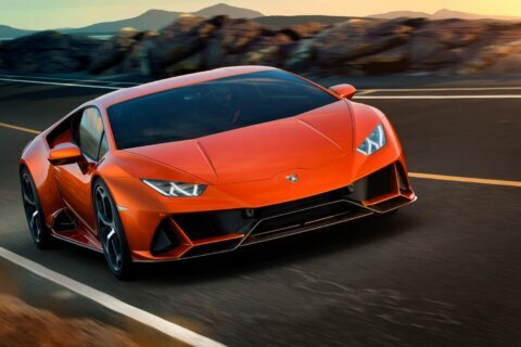 Is your Lamborghini too cold? Just ask Alexa to heat it up