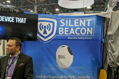 DC-area health-focused startups share the spotlight at CES