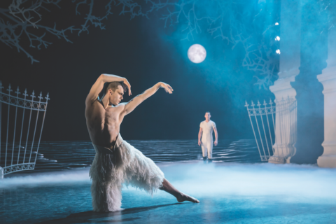 Q&A: Matthew Bourne brings 'Swan Lake' gender swap to Kennedy Center