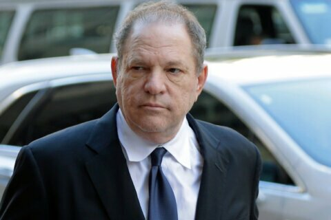 Weinstein charged with sex crimes in LA on eve of NY trial