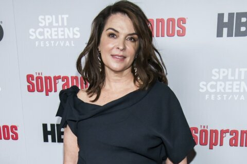 'Sopranos' actress says Weinstein raped her in the mid-1990s