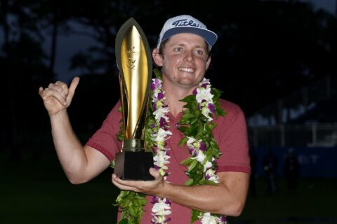 Cameron Smith wins Sony Open in another Hawaii comeback