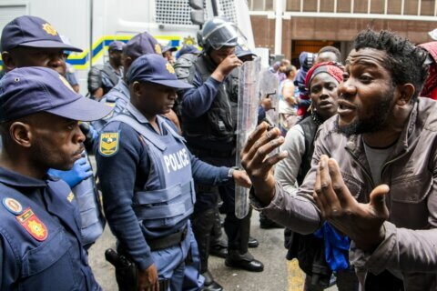 South Africa to strip refugees' status for any political act