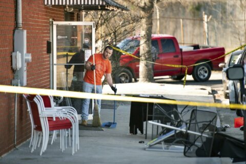 Coroner: 2 dead, 7 injured in South Carolina bar shooting