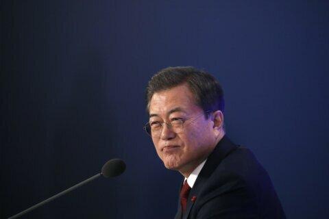 SKorea's Moon could seek exemption of UN sanctions on NKorea
