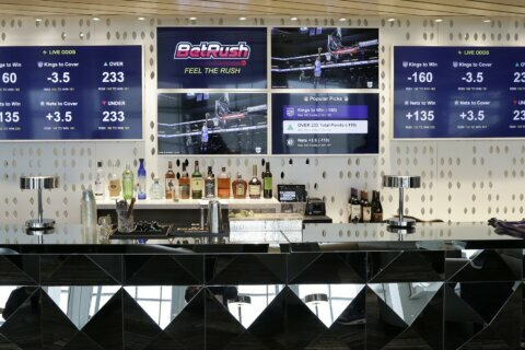 Leagues finally cash in on sports betting by selling data