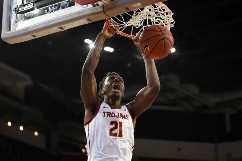 USC at No. 12 Oregon highlights the week in Pac-12 hoops