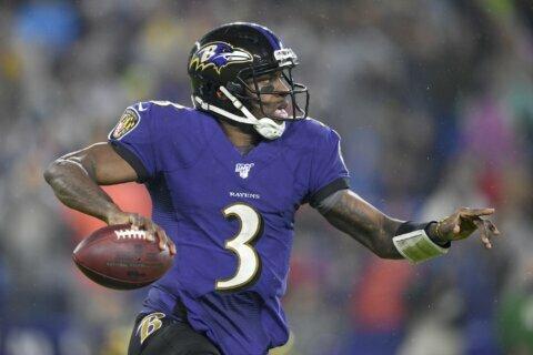 Ravens RB Ingram, TE Andrews avoid inactive list vs Titans