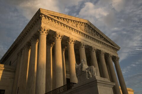 Justices taking up bans on state money to religious schools