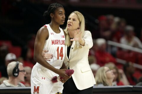 No. 17 Maryland women get on a roll as 'player-driven' team