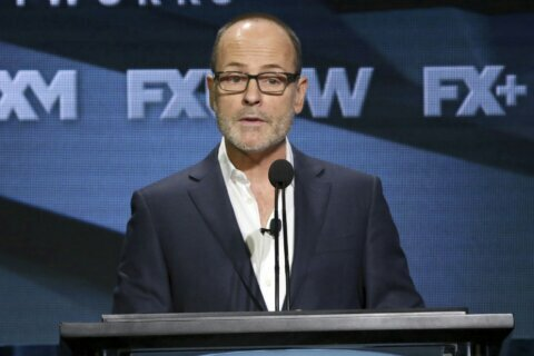 Growth in number of TV series 'bananas,' network boss says