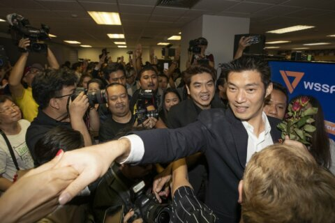 Court in Thailand orders popular opposition party dissolved