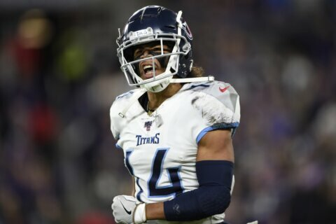 Titans stun Ravens, head to AFC title game with 28-12 win