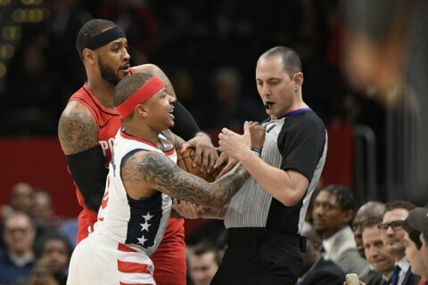 Wizards guard Isaiah Thomas fined $25,000