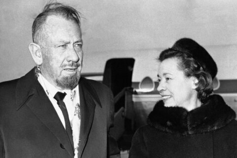 Steinbeck letters, memorabilia on sale in February in N.J.