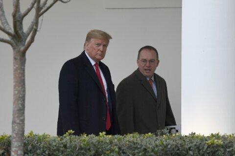 AP FACT CHECK: Distortion in Trump's impeachment defense