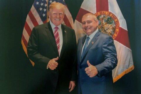 Report: Recording links Trump to Ukraine ambassador ouster