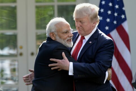 Trump in early stages of planning 1st visit to India