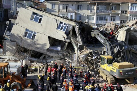 Turkish leader slams 'propaganda' as quake deaths rise to 29
