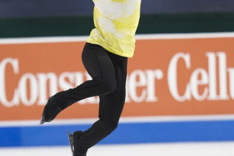 Chen equals Boitano with 4th straight national skating title