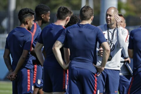 US national team also looks toward Olympic soccer qualifying