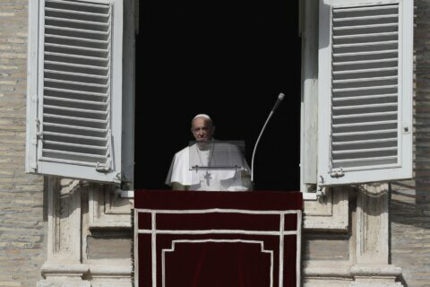 Pope on Holocaust atrocities: Let's all say never again