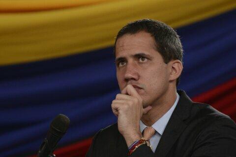 Venezuela's Guaido to meet Pompeo in Colombia