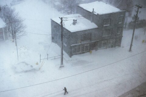 Newfoundland asks for military help after record blizzard