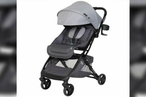 Baby stroller sold at Target, Amazon recalled because of possible fall hazard
