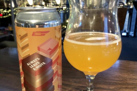 Beer of the Week: Southern Grist Always Leave a Note Sour Ale