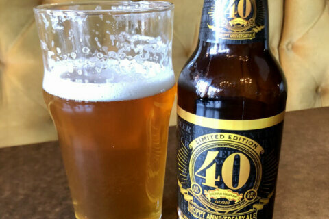 WTOP's Beer of the Week: Sierra Nevada 40 Years Hoppy Anniversary Ale